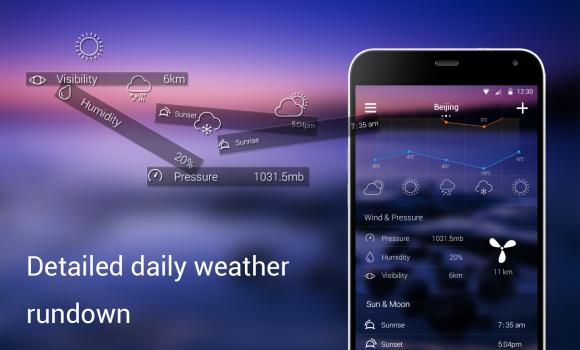 Solo Weather Ekran Görüntüleri - 1
