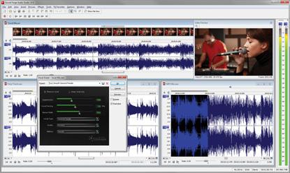 Sound Forge Audio Studio Ekran Görüntüleri - 5