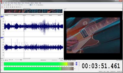 Sound Forge Audio Studio Ekran Görüntüleri - 2