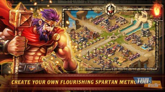 Spartan Wars: Elite Edition Ekran Görüntüleri - 5