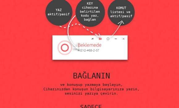Speak Write Ekran Görüntüleri - 1