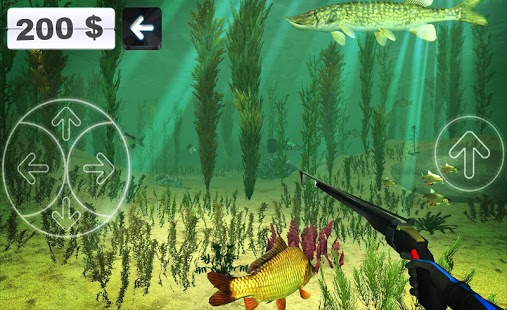 Spearfishing 3D Ekran Görüntüleri - 3