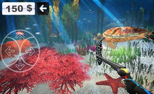 Spearfishing 3D Ekran Görüntüleri - 2