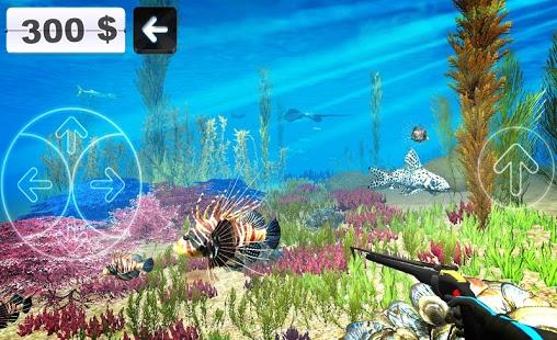 Spearfishing 3D Ekran Görüntüleri - 1