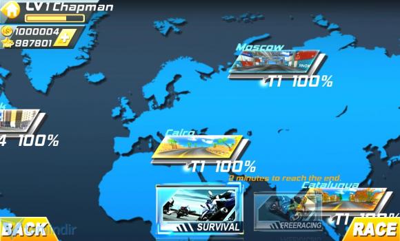 Speed Moto 2 Ekran Görüntüleri - 4