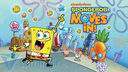 SpongeBob Moves In Ekran Görüntüleri - 4