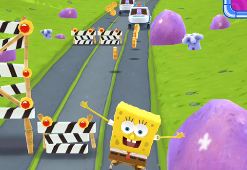 SpongeBob: Sponge on the Run Ekran Görüntüleri - 4