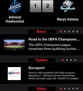 Sportymob Ekran Görüntüleri - 3