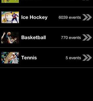 Sportymob Ekran Görüntüleri - 2