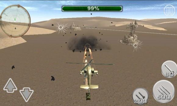 Stealth Helicopter Fighter War Ekran Görüntüleri - 3