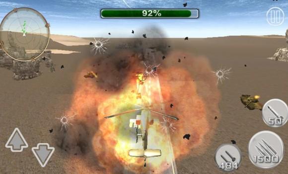 Stealth Helicopter Fighter War Ekran Görüntüleri - 2