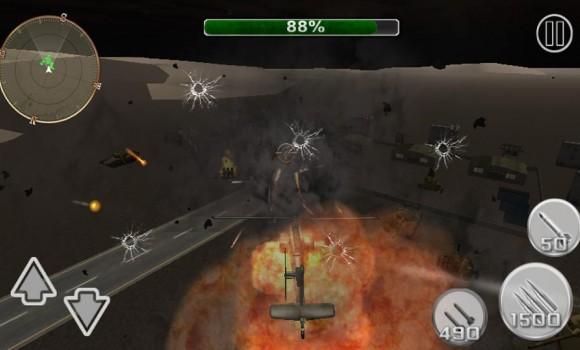 Stealth Helicopter Fighter War Ekran Görüntüleri - 4