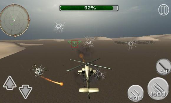 Stealth Helicopter Fighter War Ekran Görüntüleri - 1