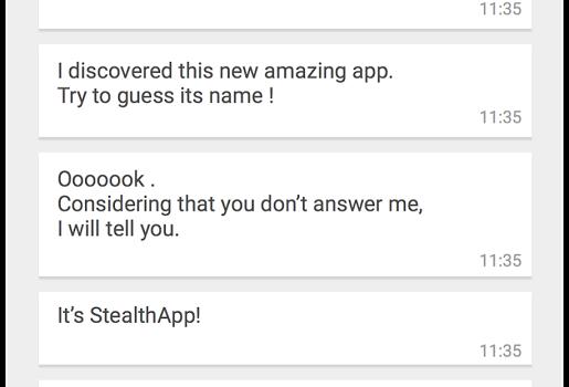 StealthApp Ekran Görüntüleri - 4
