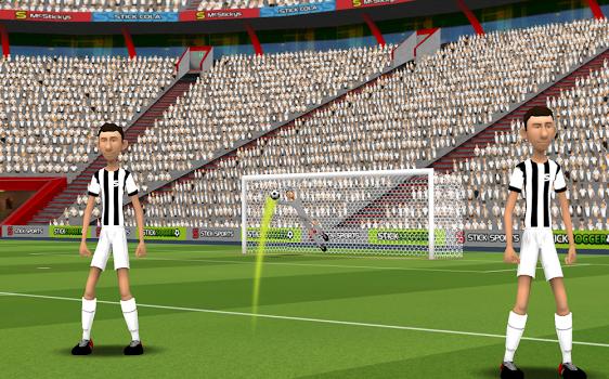 Stick Soccer Ekran Görüntüleri - 2
