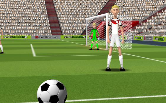 Stick Soccer Ekran Görüntüleri - 1