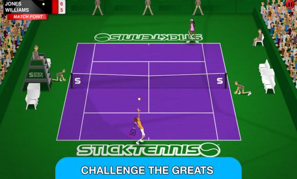 Stick Tennis Tour Ekran Görüntüleri - 4