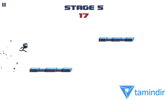 Stickman Impossible Run Ekran Görüntüleri - 2