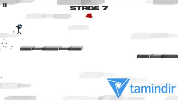 Stickman Impossible Run Ekran Görüntüleri - 1