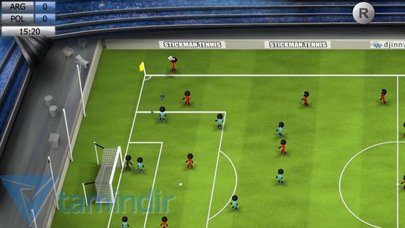 Stickman Soccer 2014 Ekran Görüntüleri - 5