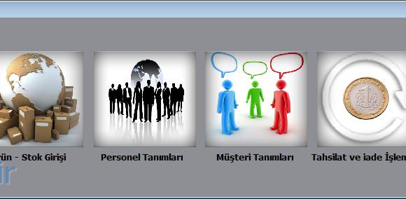 Stok Takip ve Satış İşlemleri Programı Ekran Görüntüleri - 4