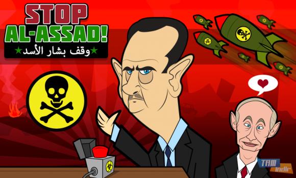 Stop Assad Ekran Görüntüleri - 5