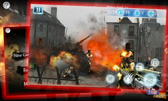 Storm Sniper Killer Showdown Ekran Görüntüleri - 3