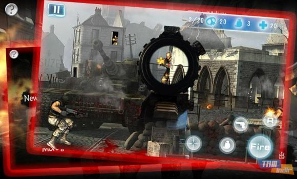 Storm Sniper Killer Showdown Ekran Görüntüleri - 2