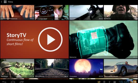 StoryPod Short Films Ekran Görüntüleri - 3