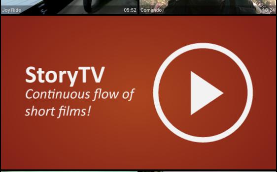 StoryPod Short Films Ekran Görüntüleri - 4