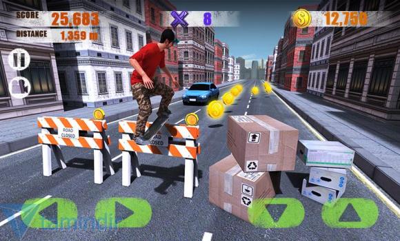 Street Skater 3D Ekran Görüntüleri - 4