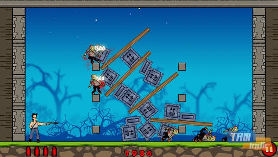 Stupid Zombies Free Ekran Görüntüleri - 4