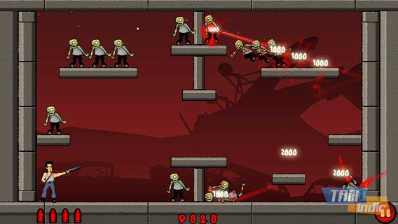 Stupid Zombies Free Ekran Görüntüleri - 2