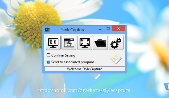StyleCapture Ekran Görüntüleri - 3