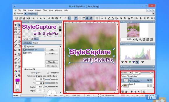 StyleCapture Ekran Görüntüleri - 1
