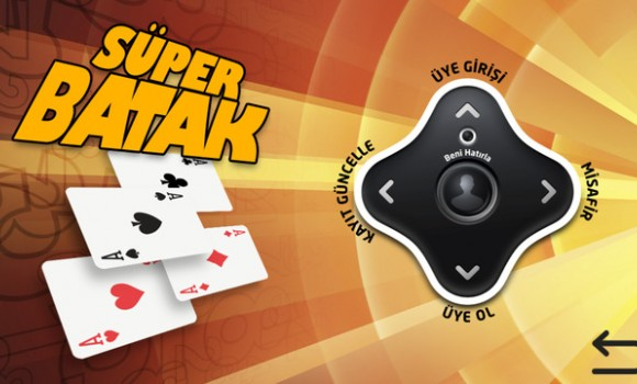 Süper Batak Ekran Görüntüleri - 3