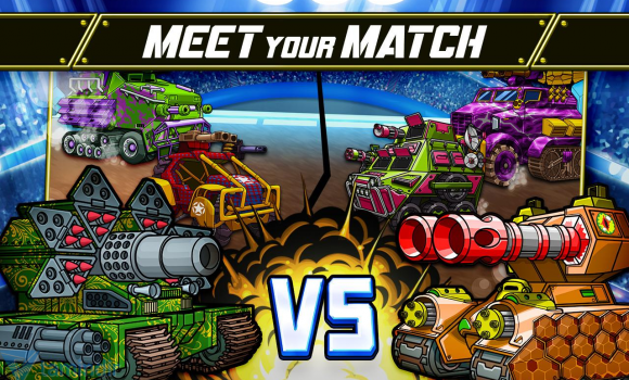 Super Battle Tactics Ekran Görüntüleri - 4