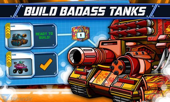 Super Battle Tactics Ekran Görüntüleri - 3