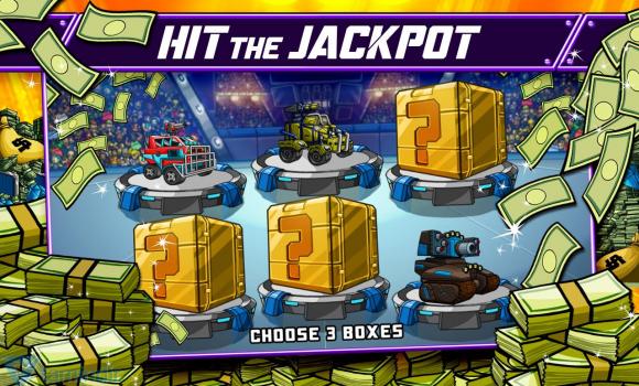 Super Battle Tactics Ekran Görüntüleri - 1