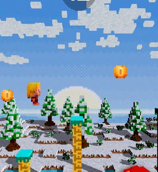 Super Block Jumper Ekran Görüntüleri - 1