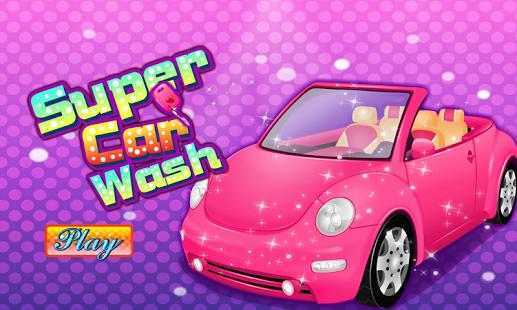 Super Car Wash Ekran Görüntüleri - 3