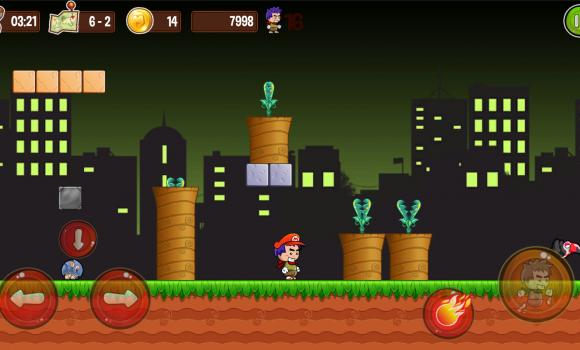 Super Jungle World Ekran Görüntüleri - 1