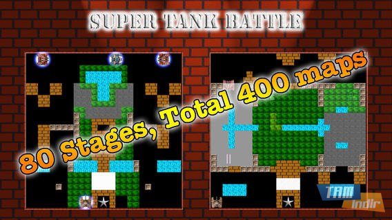 Super Tank Battle Ekran Görüntüleri - 5
