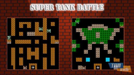 Super Tank Battle Ekran Görüntüleri - 4