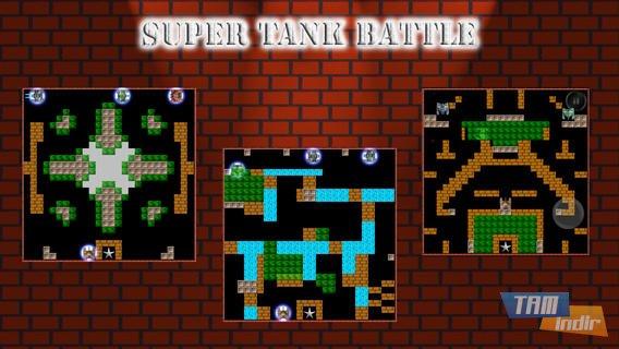 Super Tank Battle Ekran Görüntüleri - 3