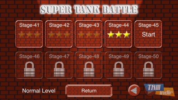 Super Tank Battle Ekran Görüntüleri - 1