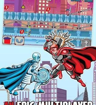 Superhero Slam Ekran Görüntüleri - 5