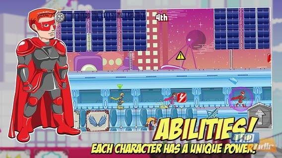 Superhero Slam Ekran Görüntüleri - 3