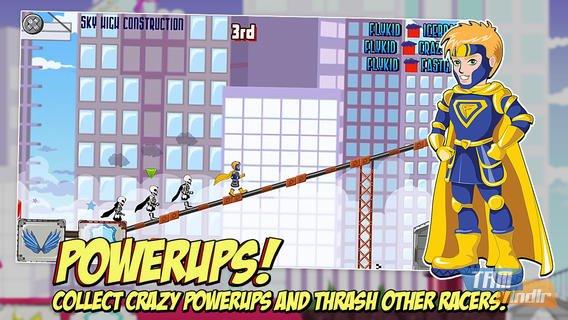 Superhero Slam Ekran Görüntüleri - 2