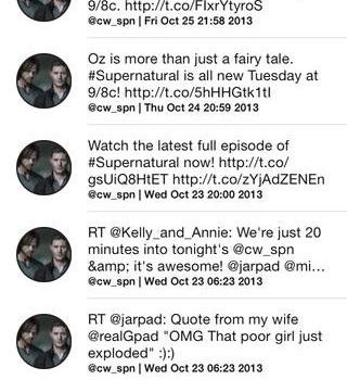 Supernatural Countdown Ekran Görüntüleri - 3